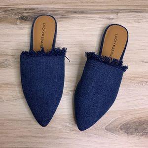 Lucky Brand Shoes - Lucky Brand Bapsee Slides